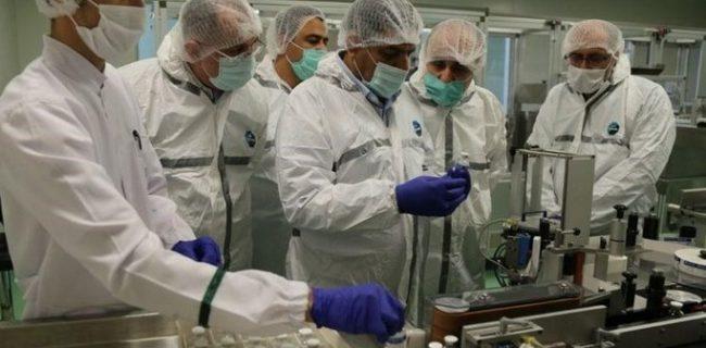 آغاز تزریق واکسن ایرانی کرونا از امروز