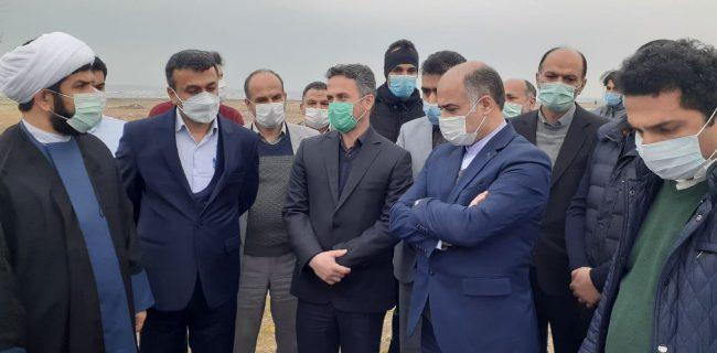 محمدیاری : راه اندازی تجارت دریایی، رونق شیلات و احداث کارخانه کشتی سازی از خواسته های بحق مردم شهرستان تالش است
