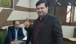 یوسف عبدلی از رقابت در انتخابات بازماند