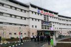 ۲۱ بیمار کرونایی در بیمارستان شهید نورانی تالش