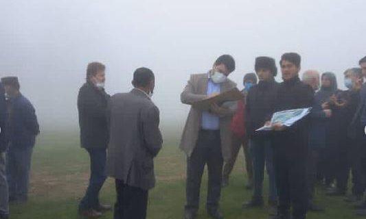 مناقشات محلی مانع برق رسانی به روستای هده ریک