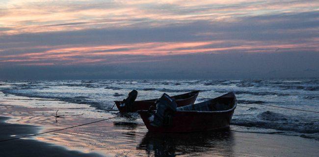 ناپدید شدن صیاد اسالمی در ساحل روستای سیاه چال