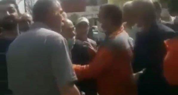 شهردار پره سر : درگیری را تکذیب میکنم دست مامور سد معبر برخورد کرده است کتبا عذر خواهی کردم خسارت ترازو را پرداخت میکنیم