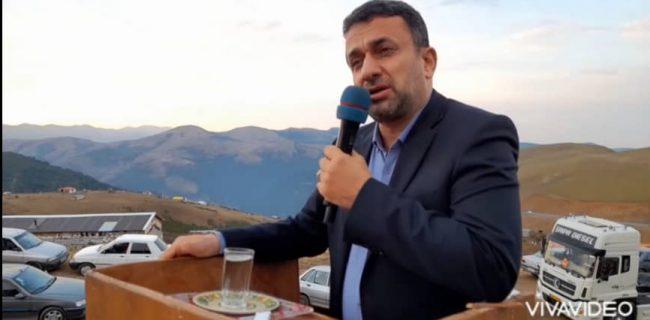 جهانگیریه اغاز اختلاف محمدیاری و معاون دادگستری گیلان