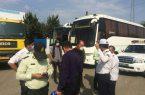 برخورد پلیس راه رضوانشهر با تورهای گردشگری غیرمجاز