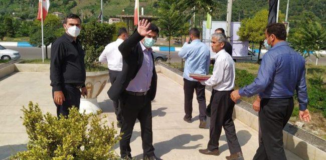 سرپرست شهرداری حویق انتخاب شد