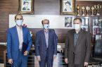 برگزاری مراسم تکریم و معارفه روسا و دادستانهای حوزههای قضایی ماسال، رضوانشهر، تالش، حویق