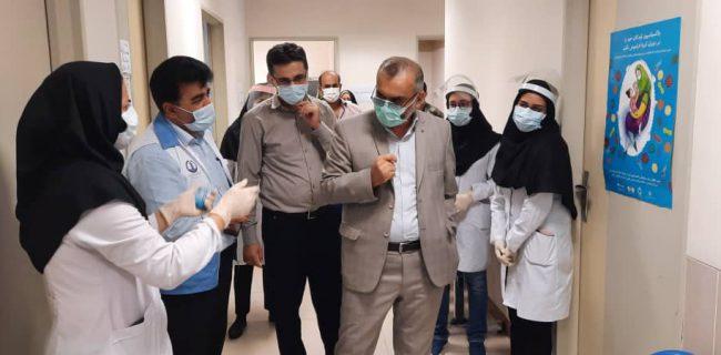 رکورد تزریق واکسیناسیون کرونا در یک روز در شهرستان تالش شکسته شد