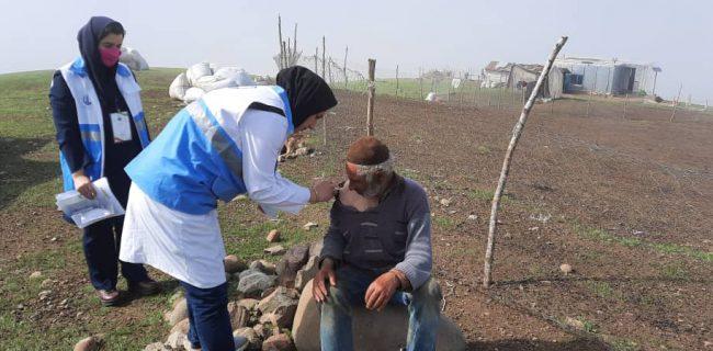 تزریق ۱۵۰ هزار دز واکسن کرونا در شهرستان تالش